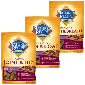 Natures recipe dog food for quality ingredients allergy free dog food natures recipe forumfinder Image collections